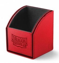 Dragon Shield Nest 100 Deck Box - Red/Black