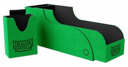 Dragon Shield Nest+ 300 Deck Box - Green/Black