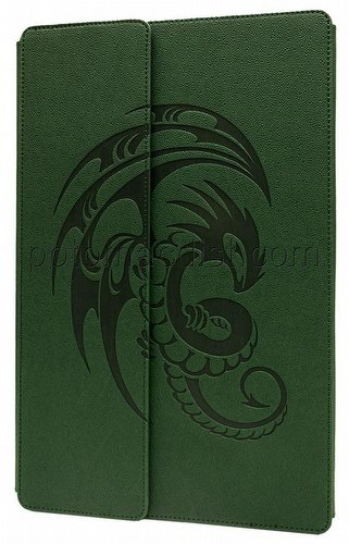 Dragon Shield Nomad Forest Green and Black Playmat