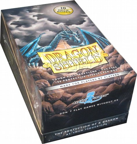 Dragon Shield Sleeves Box - Fusion