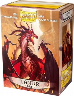 Dragon Shield Card Sleeves Display Box - Tanur
