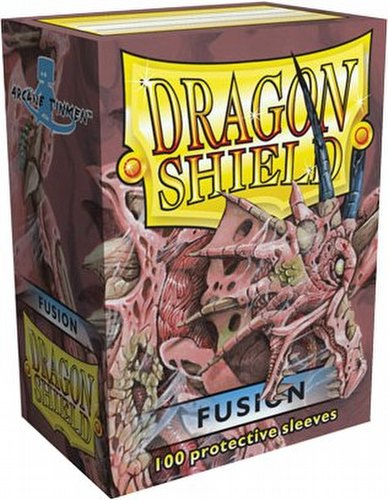 Dragon Shield Sleeves Pack - Fusion