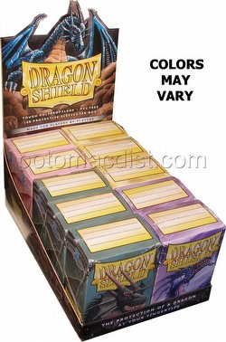 Dragon Shield Sleeves Box - Mixed Colors