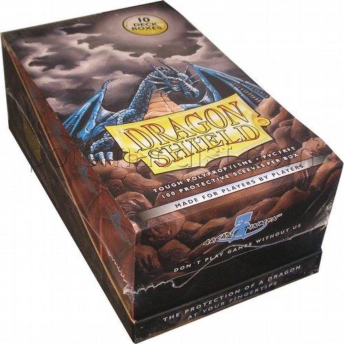 Dragon Shield Sleeves Box - Red