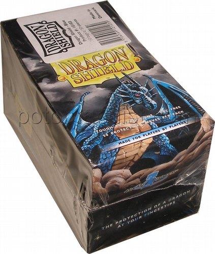 Dragon Shield Mini (Yu-Gi-Oh Size) Card Sleeves Box - Blue [10 packs]