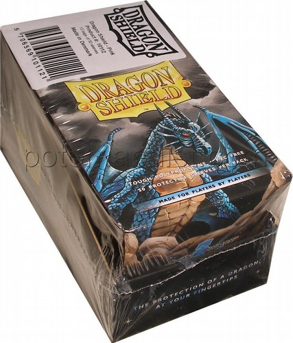 Dragon Shield Mini (Yu-Gi-Oh Size) Card Sleeves Box - Pink [10 packs]