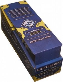 Fantasy Flight Board Game Sleeves Box - Mini American