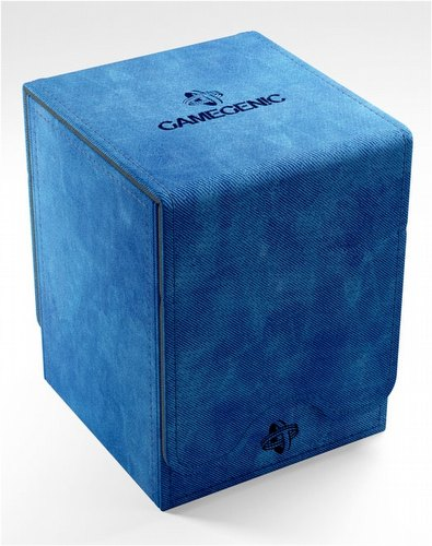 Gamegenic Squire 100+ Blue Deck Box