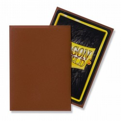 Dragon Shield Deck Protector Box - Matte Umber