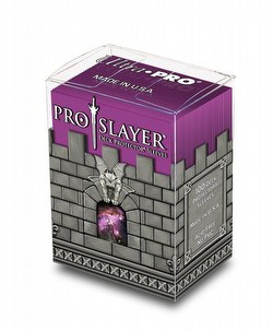 Ultra Pro Standard Size Deck Protectors Box - Pro Slayer Hot Pink