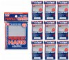 kmc-perfect-size-hard-sleeves-deck-protectors-10-packs-2086 thumbnail