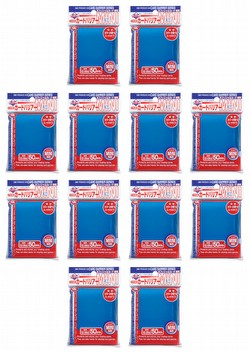 KMC Card Barrier Mini Series Yu-Gi-Oh Size Sleeves - Metallic Blue [10 packs]