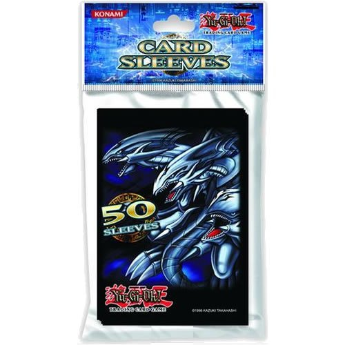 Konami Yu-Gi-Oh Blue-Eyes Ultimate Dragon Card Sleeves Pack