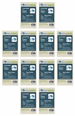 Swan Panasia Standard Chimera Game Sleeves [10 Packs/60mm x 90mm]