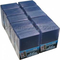 "Ultra Pro 3"" x 4"" Premium Toploaders [10 packs of 25 Toploaders]"