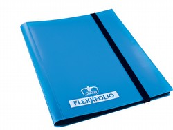 Ultimate Guard Blue 4-Pocket FlexXfolio