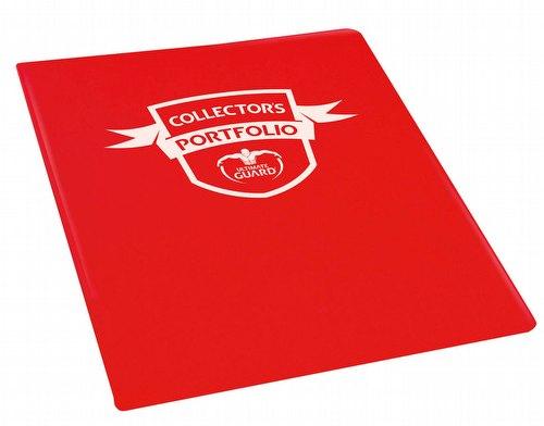 Ultimate Guard Red 4-Pocket Portfolio