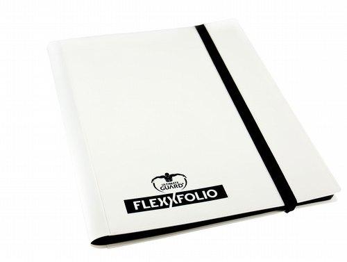 Ultimate Guard White 4-Pocket FlexXfolio