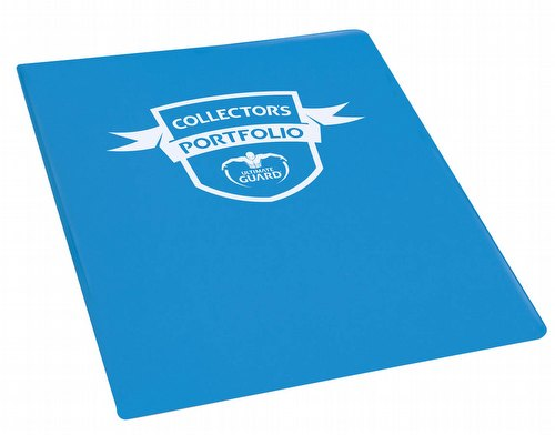 Ultimate Guard Blue 9-Pocket Portfolio Case [18 Portfolios]