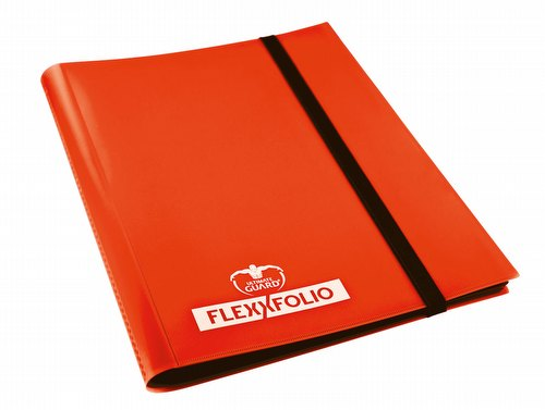 Ultimate Guard Orange 9-Pocket FlexXfoilio