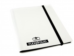 Ultimate Guard White 9-Pocket FlexXfolio