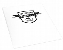 Ultimate Guard White 9-Pocket Portfolio