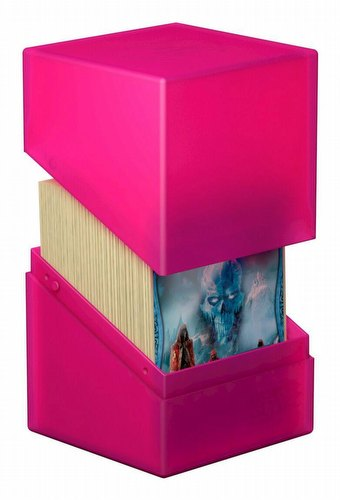 Ultimate Guard Boulder Rhodonite Deck Case 100+