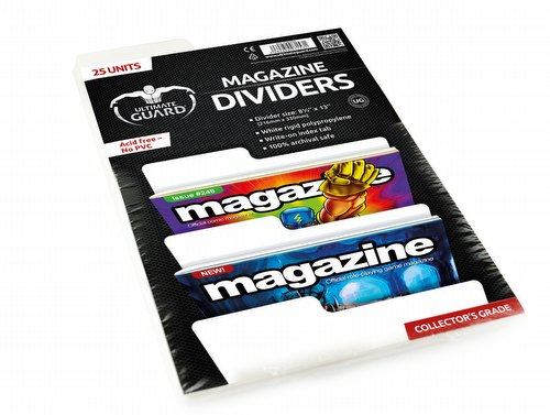 Ultimate Guard Magazine Dividers Case [10 packs]