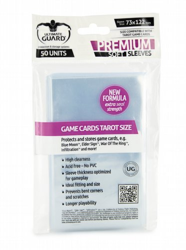 Ultimate Guard Premium Tarot Game Sleeves Pack
