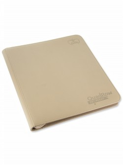 Ultimate Guard XenoSkin Sand QuadRow ZipFolio