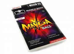 Ultimate Guard Manga Resealable Bags Pack