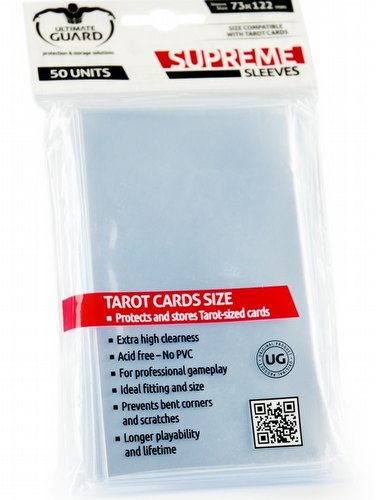 Ultimate Guard Supreme Tarot Game Sleeves Pack