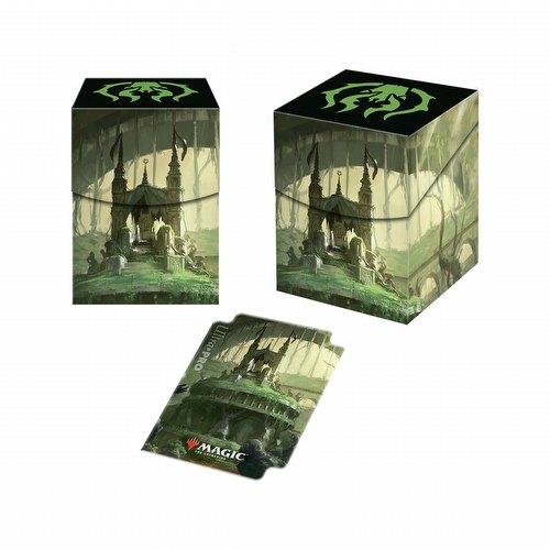 Ultra Pro Pro 100+ Deck Box - Magic: The Gathering Guilds of Ravnica Golgari Swarm