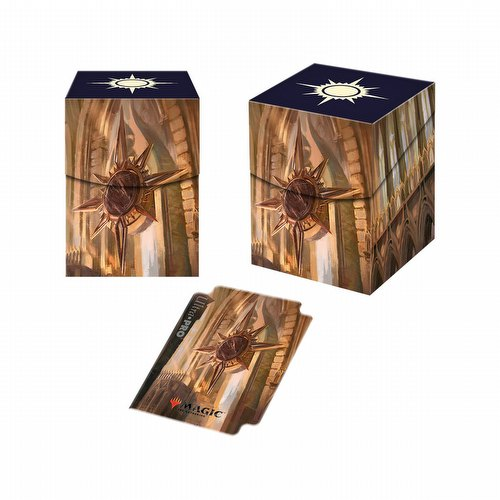 Ultra Pro Pro 100+ Deck Box - Magic: The Gathering Guilds of Ravnica Orzhov Syndicate