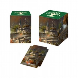 Ultra Pro Pro 100+ Deck Box - Magic: The Gathering Guilds of Selesnya Conclave Syndicate