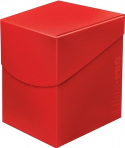 Ultra Pro Pro 100+ Eclipse Apple Red Deck Box