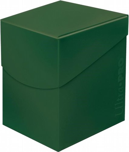 Ultra Pro Pro 100+ Eclipse Forest Green Deck Box