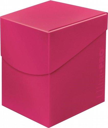 Ultra Pro Pro 100+ Eclipse Hot Pink Deck Box
