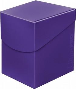 Ultra Pro Pro 100+ Eclipse Royal Purple Deck Box