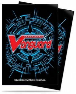 Ultra Pro Deck Protectors - Cardfight Vanguard Card Back Pack