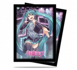 Ultra Pro Standard Size Deck Protectors Pack - Hatsune Miku Thank You