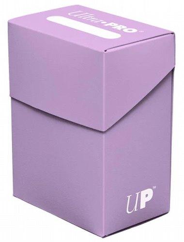 Ultra Pro Lilac Deck Box