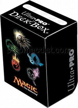 Ultra Pro Deck Box - Magic: The Gathering Mana 4 All Symbols