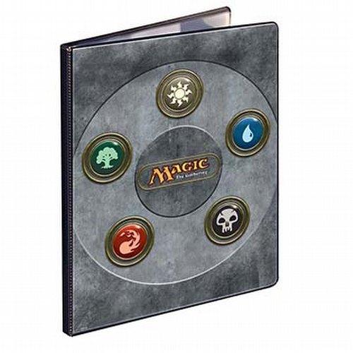 Box Eld Bands: Ultra Pro Magic Mana 3 9-pocket Portfolio