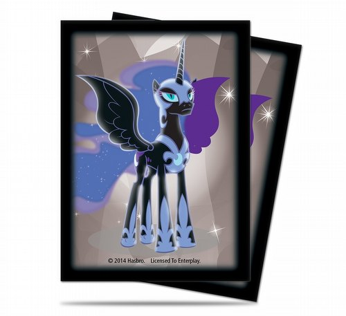 Ultra Pro Standard Size My Little Pony Nightmare Moon Deck Protector Box