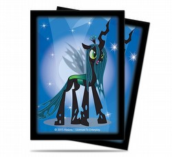 Ultra Pro Standard Size My Little Pony Queen Chrysalis Deck Protector Box