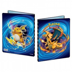 Ultra Pro Pokemon XY-12 Evolutions 9-Pocket Portfolio [Charizard/Pikachu]