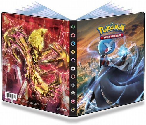 Ultra Pro Pokemon XY-11 Gardivoir 4-pocket Port.