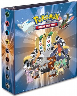 Ultra Pro Pokemon Generic III 2-Ring Binder