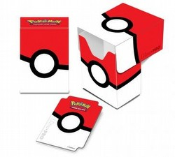 Ultra Pro Pokemon Pokeball Deck Box